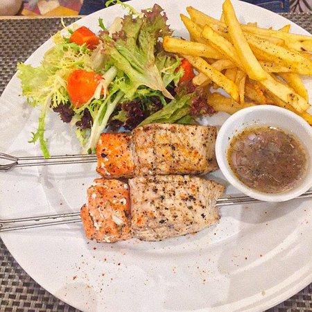 Food in Casablanca always amazing 😍 I love it! Phnom Penh 🇰🇭