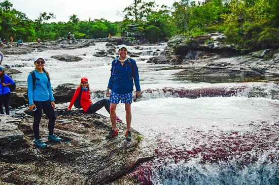 La Macarena, Colombia: Te ofrecemos tours de 3, 4 o 5 días en Caño Cristales !