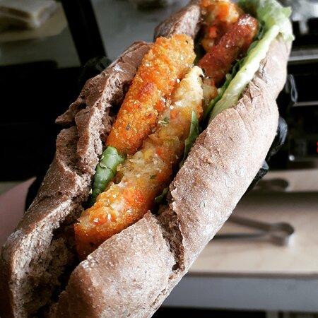 Veggie Sandwich!! *** vegan option