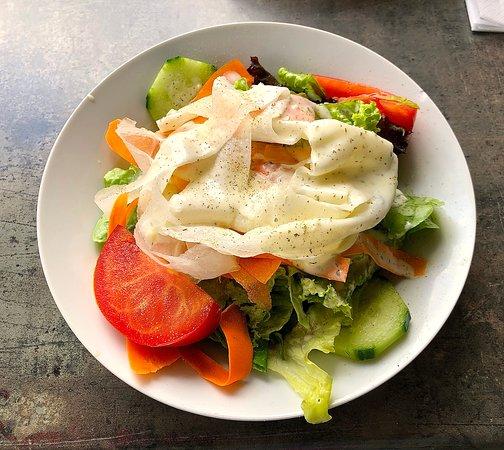 Wieder ein leckerer Beilagensalat