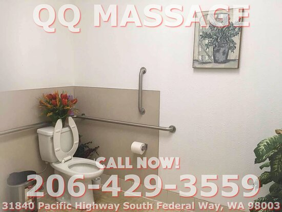 QQ Massage, is an Asian massage spa designed to help you reduce stress, relieve build up chronic pain, and increase the overall quality of your life! We specialize in multiple affordable, customized treatments to meet the needs of a wide variety of clients in a peaceful setting! We are proud to be providing Authentic Asian Massage therapy services in our beloved community of Federal Way, Washington! Our Professional licensed Young Asian Staff are perfect To help you relax after a long stressful