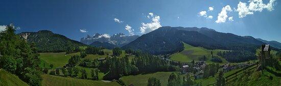 udoli Villnöss/Val di Funes