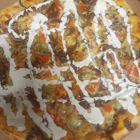 Jyväskylä, Finlandia: Pizzat