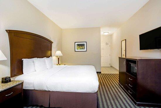Fowler, Californie : Guest room