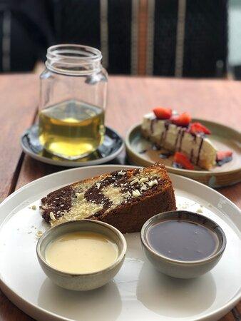 Brunch - desserts