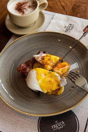 Fresca's A La Carte Breakfast
