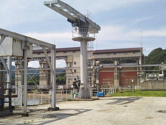 Kamiko Dam