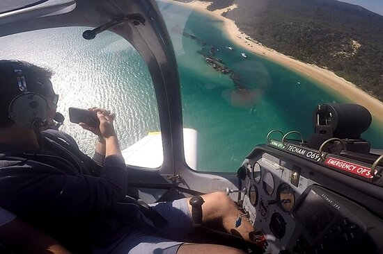 Private Unique Flight Lesson Experience in Queensland