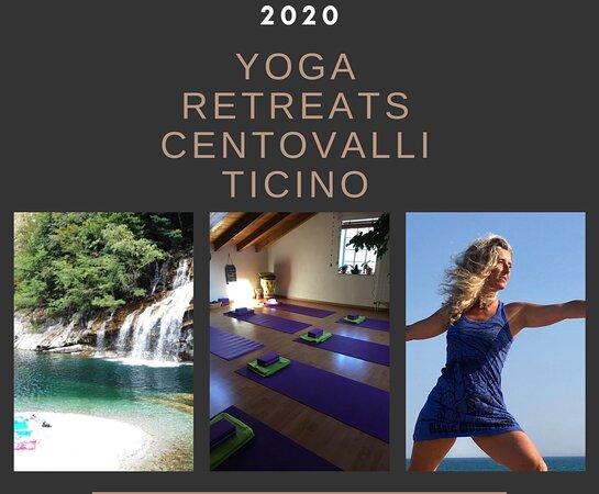 Intragna, Svájc: Yoga Retreats