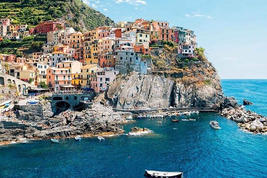 Cinque Terre Fullday from Florence