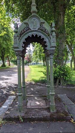Barrhead Co-operative Society Fountain