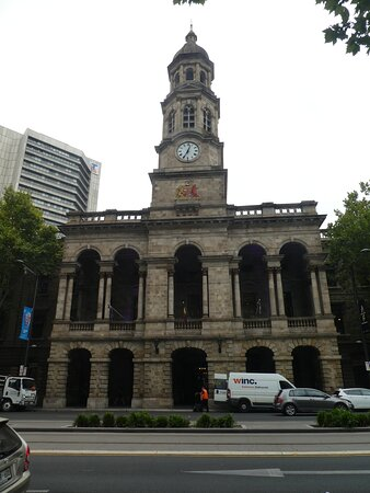 Town Hall Adelaide