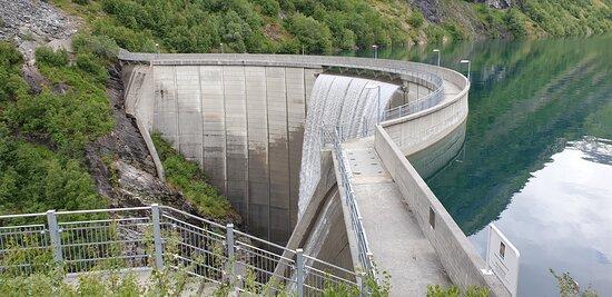 Zakariasdammen, Tafjord
