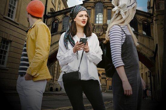 Treasure Hunt Oxford