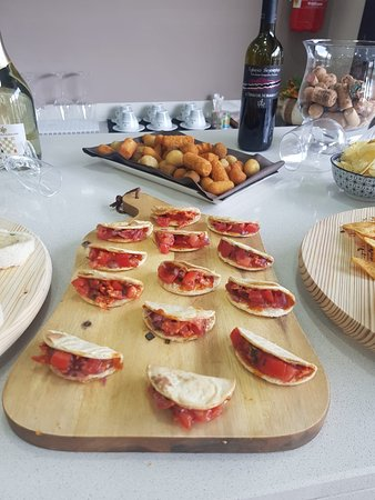 Piadine piccanti