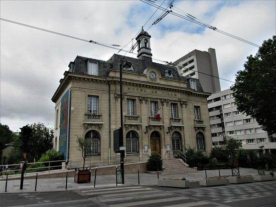 Hôtel de Ville de l'Ile Saint Denis