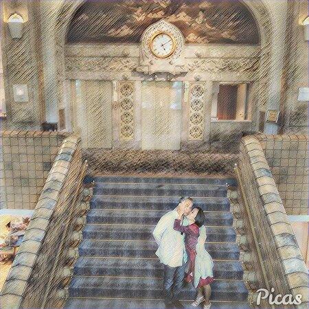 有名な階段