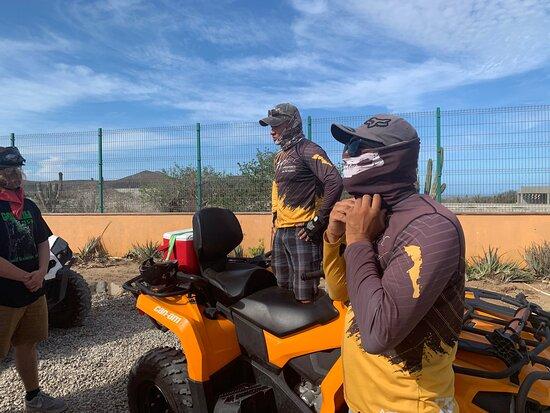 Valokuva: Candelaria Beach and Desert UTV Adventure