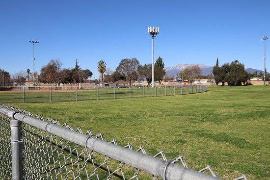 Rialto, CA: Great for sports