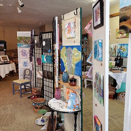 Come by to see local art