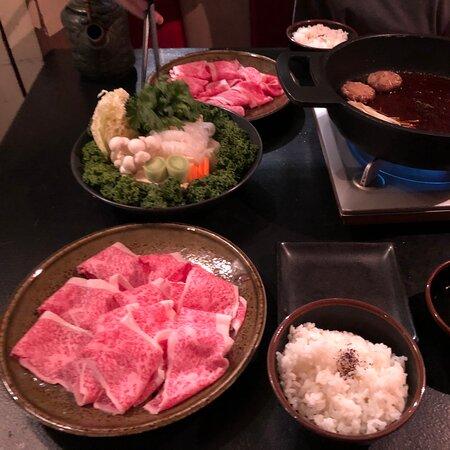Still Our Most Favourite Sukiyaki Restaurant