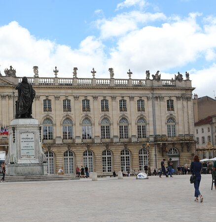 Destination Nancy - Office de Tourisme