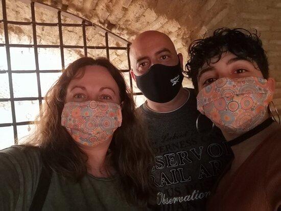טולדו, ספרד: Mazmorras