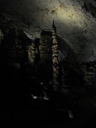 Aggtelek, Hongaria: Baradla cave