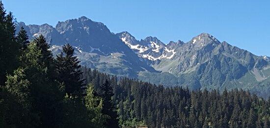 Bon séjour en station de montagne