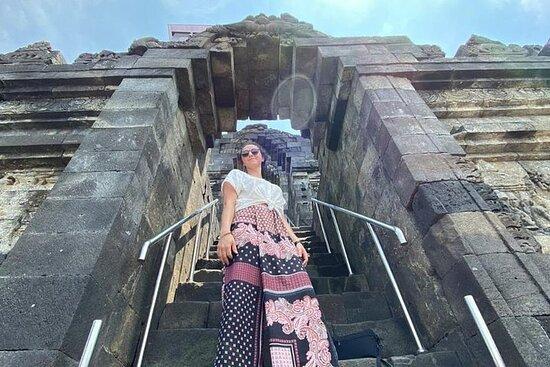 Borobudur Tour desde el puerto de cruceros del puerto de Semarang