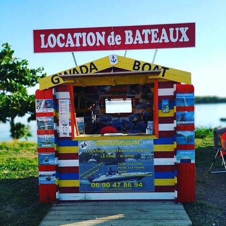 Sainte Rose, Guadeloupe: CABANE DU PORT