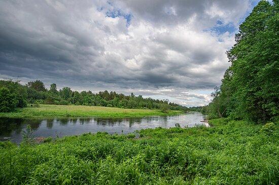 река Логовежь