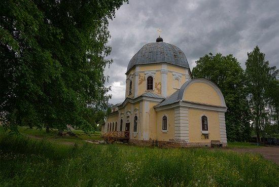 Церковь Иконы Божьей Матери Знамение 1770