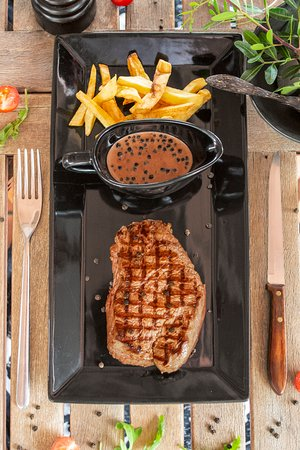 Black Angus Steaks