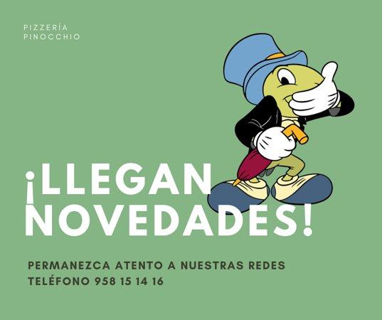imagen Pinocchio en Granada