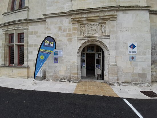 Office de tourisme de Coulonges-sur-l'Autize