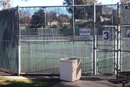 Walker, Kalifornia: The baseball