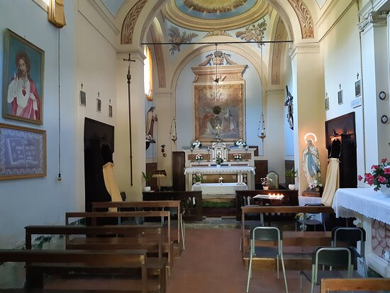 Parrocchia – Monachino – S. Stefano Papa