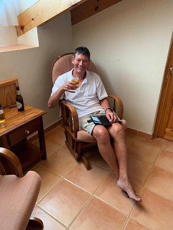 Casas Nuevas, Espanha: Relaxing space