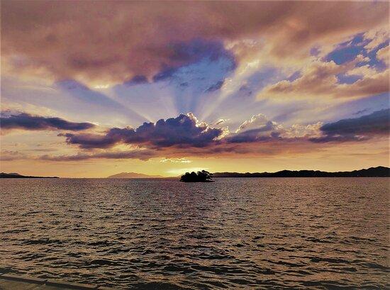 Shimane Prefecture, Japan: Sunset ☀