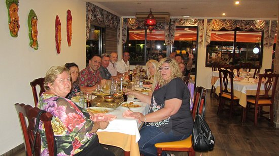 Spanish group Birthday party@BOMBAY TO GOA..