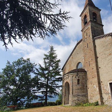 #Bruceta #chiesa #cremolino la deliziosa chiesetta della Bruceta nei pressi di Cremolino.