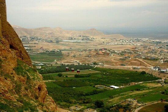 Jericho, the Jordan river & the Dead...
