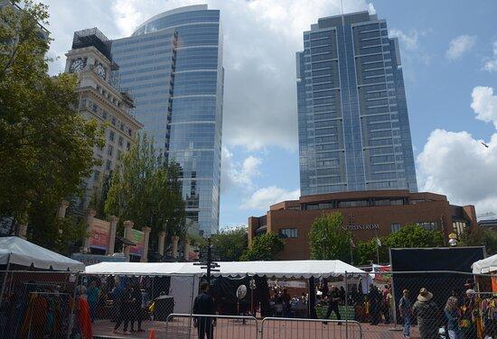 Pioneer Courthouse Square (Portland) : 2020 Ce qu'il faut