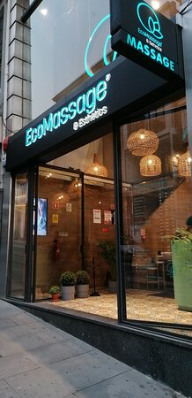 EcoMassage 🌿🍀 We are open everyday 10:00 - 21:00. Visit us