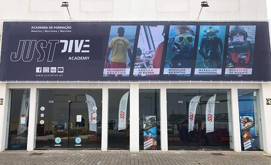 JUSTDIVE Blue Academy