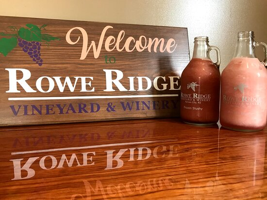 Rowe Winery & Vineyard