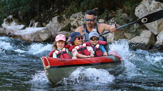 Moniteur canoe Christophe Pernot