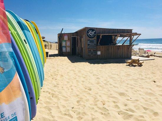 Lost Surf School