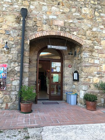 Montecastelli Pisano, إيطاليا: Il Botteghino